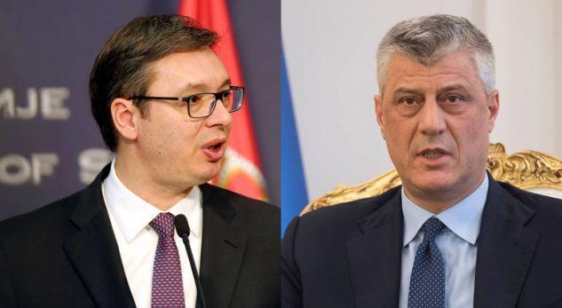 Vuçiq tregon se a ka pasur takime të fshehta me Presidentin Thaçi
