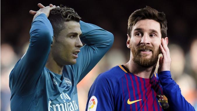 Messi në listën e futbollistëve më të paguar, e mposht Ronaldon