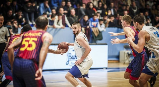Prishtina në mesin e 16 më të mirëve në Europe Cup