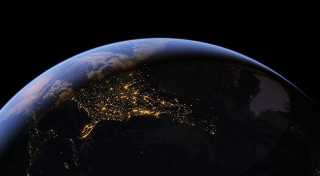 Kështu duket planeti Tokë gjatë stinës së pranverës