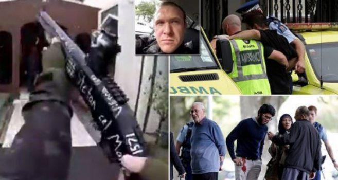 24 vjeçari britanik që arrestohet për 'mbështetje' të sulmit në Zelandën e Re