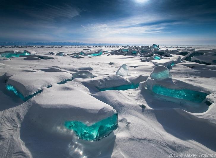Këto pamje mund t'i shihni vetëm në Rusi