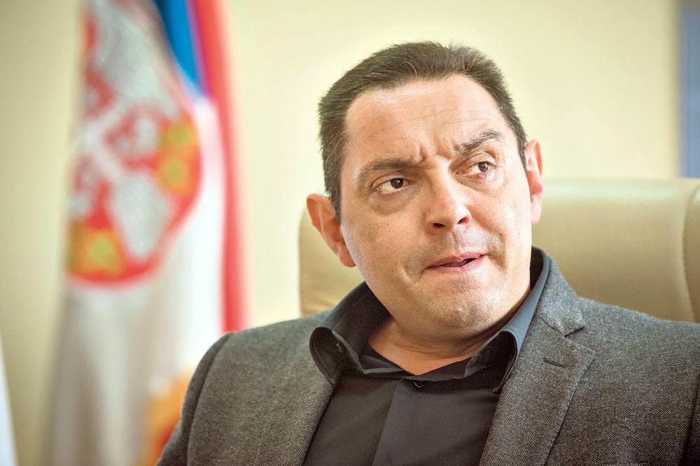 Vulin i kundërpërgjigjet Haradinajt: Ushtria serbe është e gatshme
