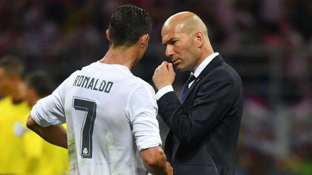 Zidane: E admiroj, s'jam më i befasuar nga ajo çfarë bën Ronaldo