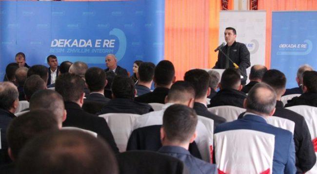 PDK mbyllë procesin zgjedhor në Dragash, Vehbi Nazifi zgjedhet kryetar