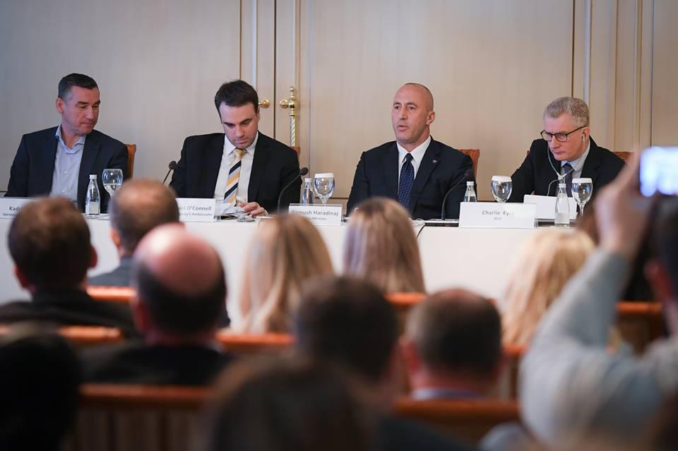 Haradinaj thotë se ka shumë sfida në procesin e rekrutimit të pozitave të larta drejtuese