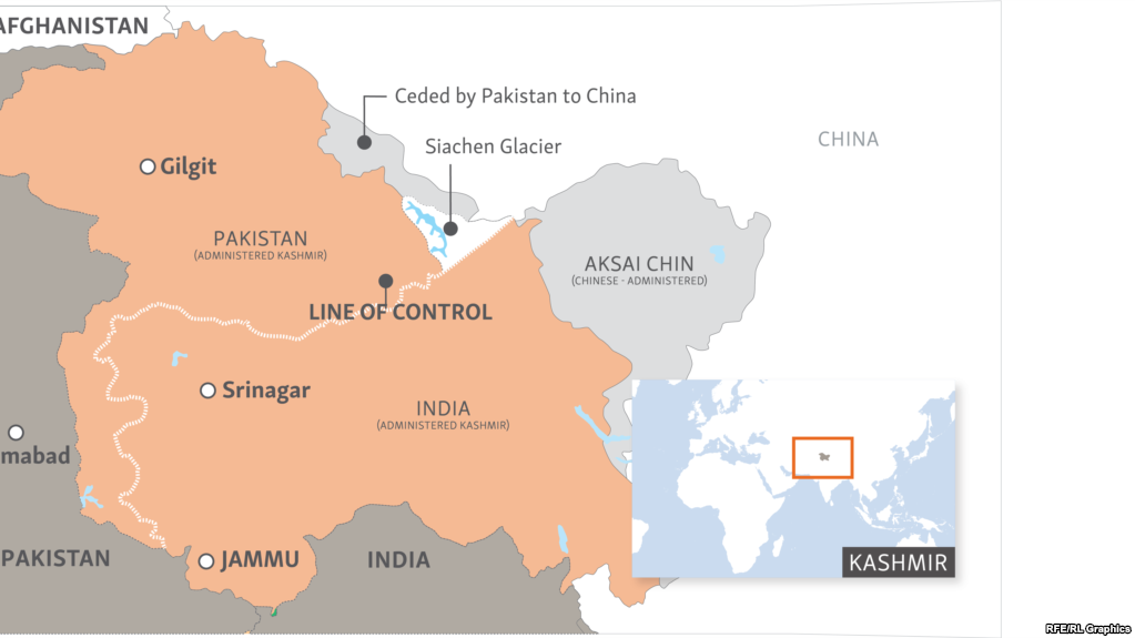 Vazhdojnë përleshjet ndërmjet Indisë dhe Pakistanit