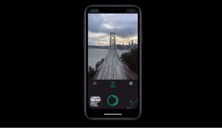 Nëse dëshironi të bëni shumë fotografi dhe keni Iphone shkarkoni këtë aplikacion