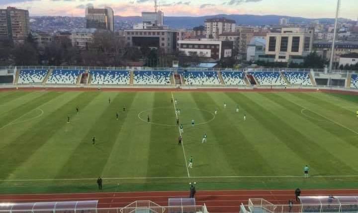 """Përfundon sfida e luajtur në stadiumin """"Fadil Vokrri"""""""