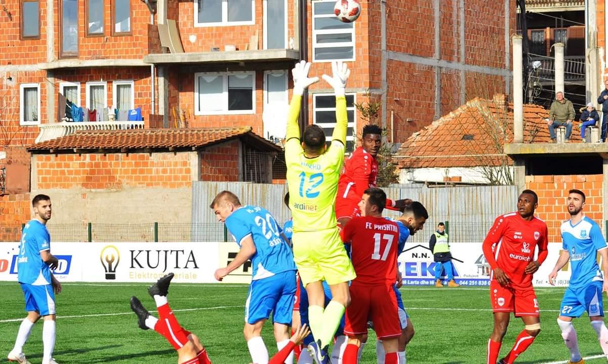 Ka reaguar edhe skuadra e Prishtinës