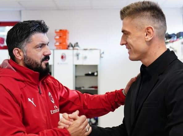 Gattuso befason me këtë deklarat për Pjatek