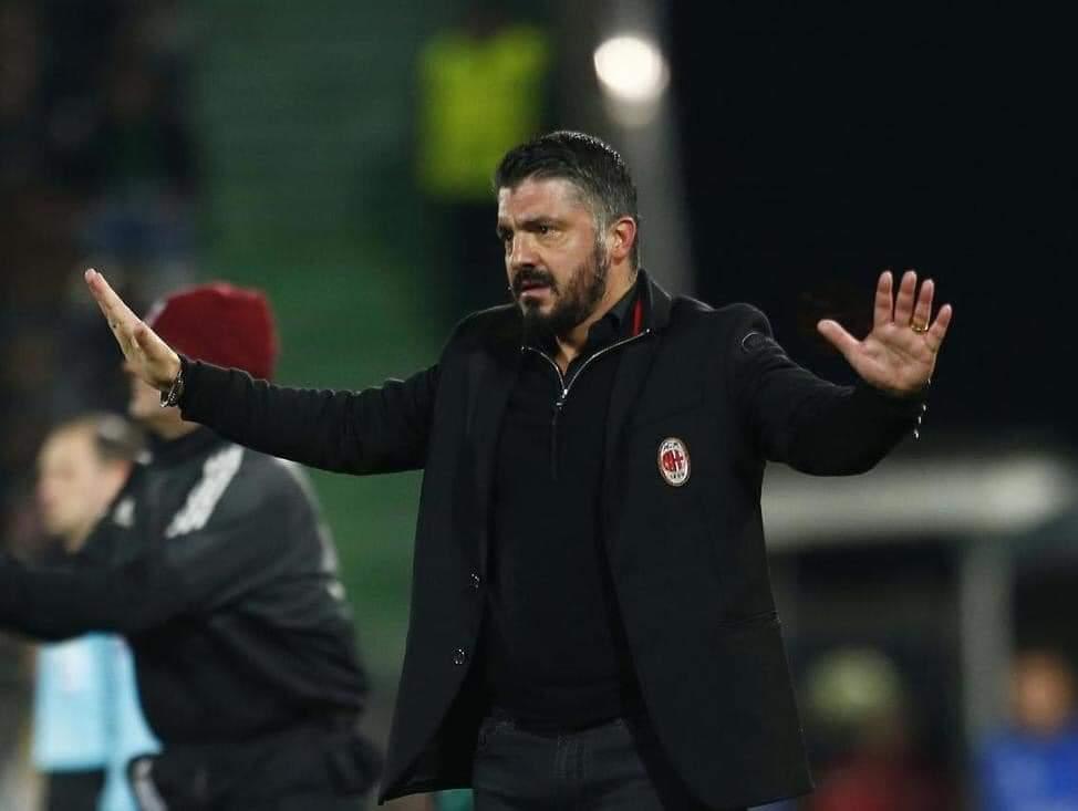 Ja çfarë thotë Gattuso për derbin ndaj Interit