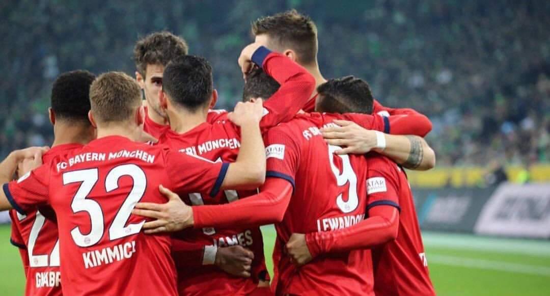 Bayern kalon në epërsi ndaj Mainz