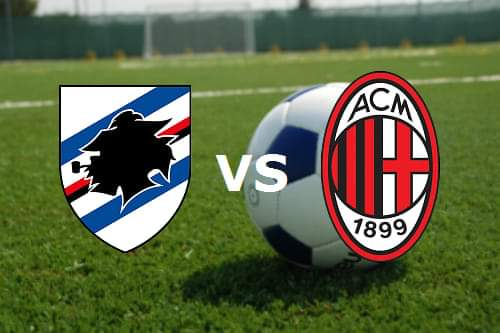 Sampdoria – Milan, formacionet e mundshme