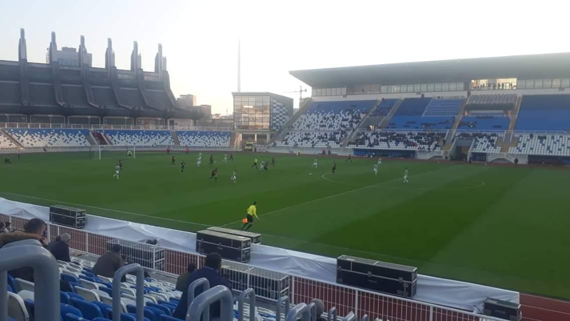 """Ky është rezultati i sfidës së zhvilluar në stadiumin """"Fadil Vokrri"""""""