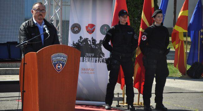 """""""Bashkëpunimi rajonal kufizon hapësirën e veprimit të krimit tej kufitar"""""""