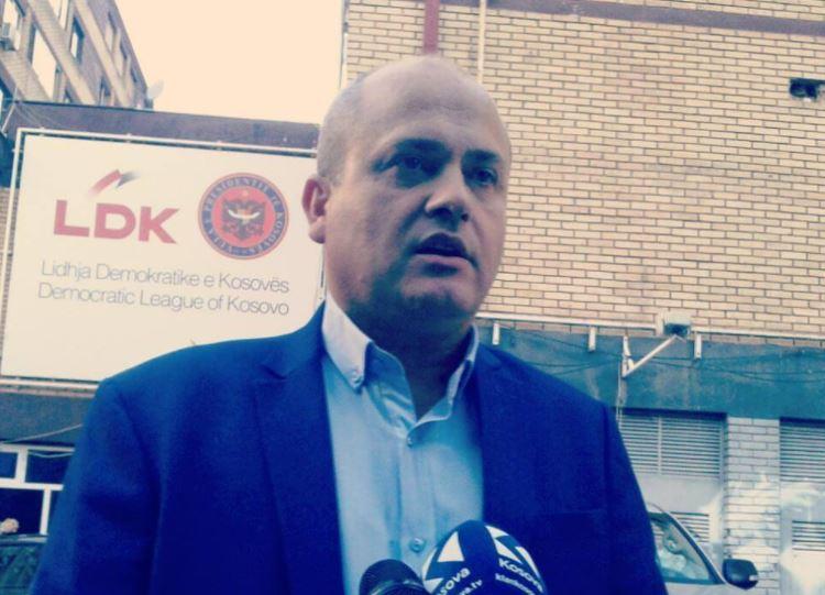 Haxhi Avdyli tregon arsyet se përse nuk do të kandidojë për kryetar të degës së LDK-së në Prizren