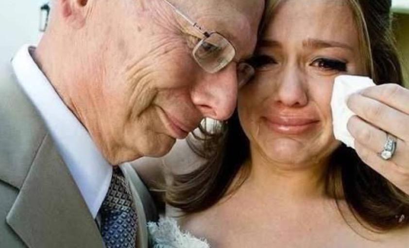 Ja se si emocionohet babai në dasmën e së bijës, ky është fjalimi i tij