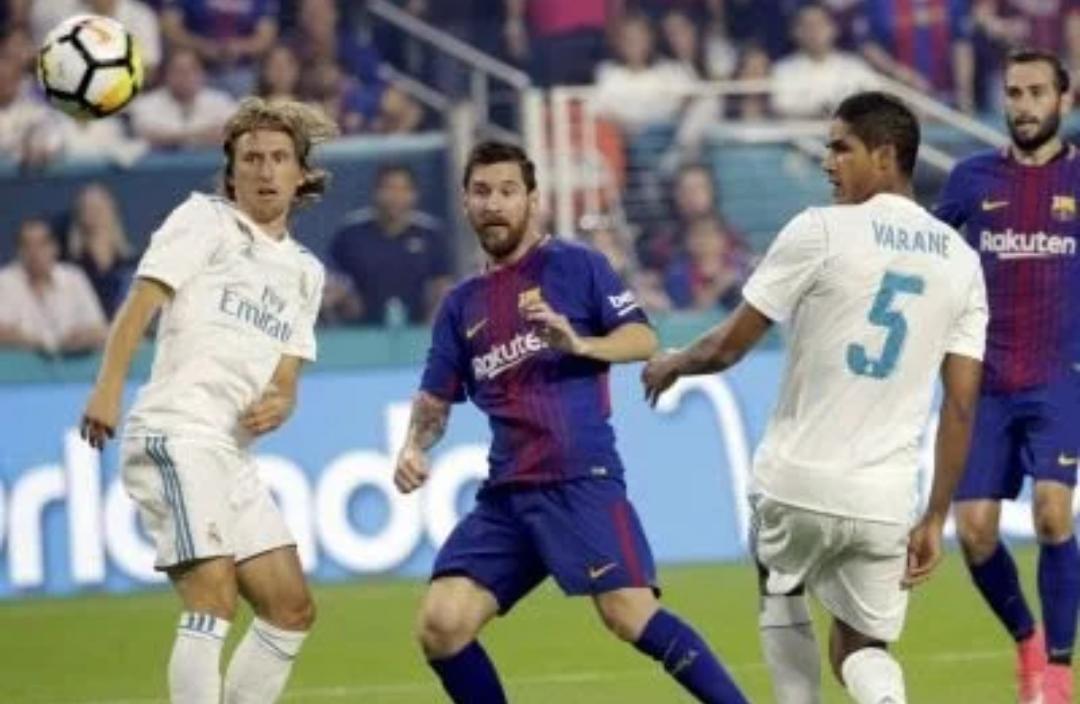Ja çfarë mund t'i ndodh Realit nëse fiton Barcelona