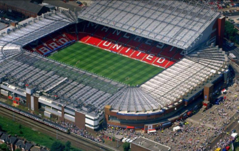 "Befasi në ""Old Trafford"""
