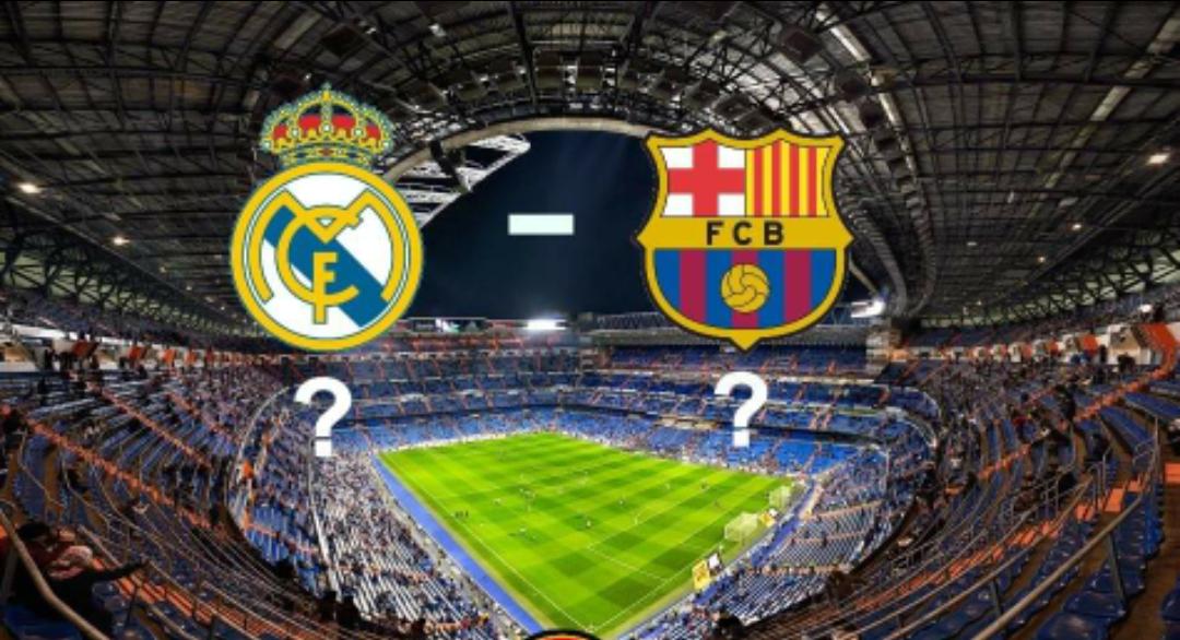 Real Madrid – Barcelona, ky është favoriti sipas bastoreve