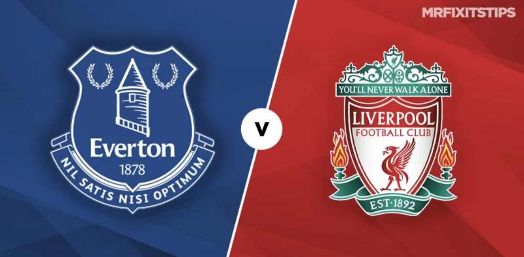Everton – Liverpool, formacionet e mundshme