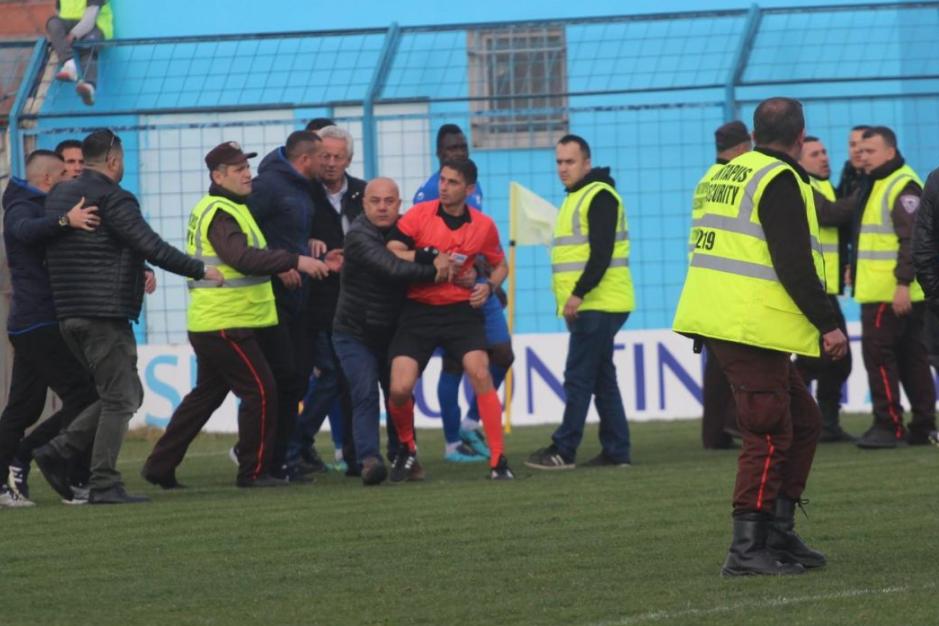 FSHF dënon ashpër dhunën e ndodhur sot në ndeshjen Kamza-Laçi