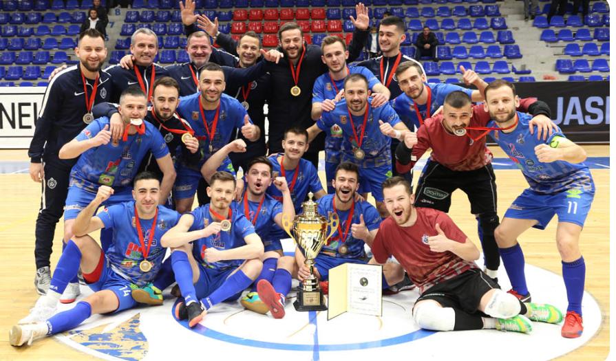 """Kjo është skuadra fituese e trofeut """"Adem Jashari"""" në futsall"""