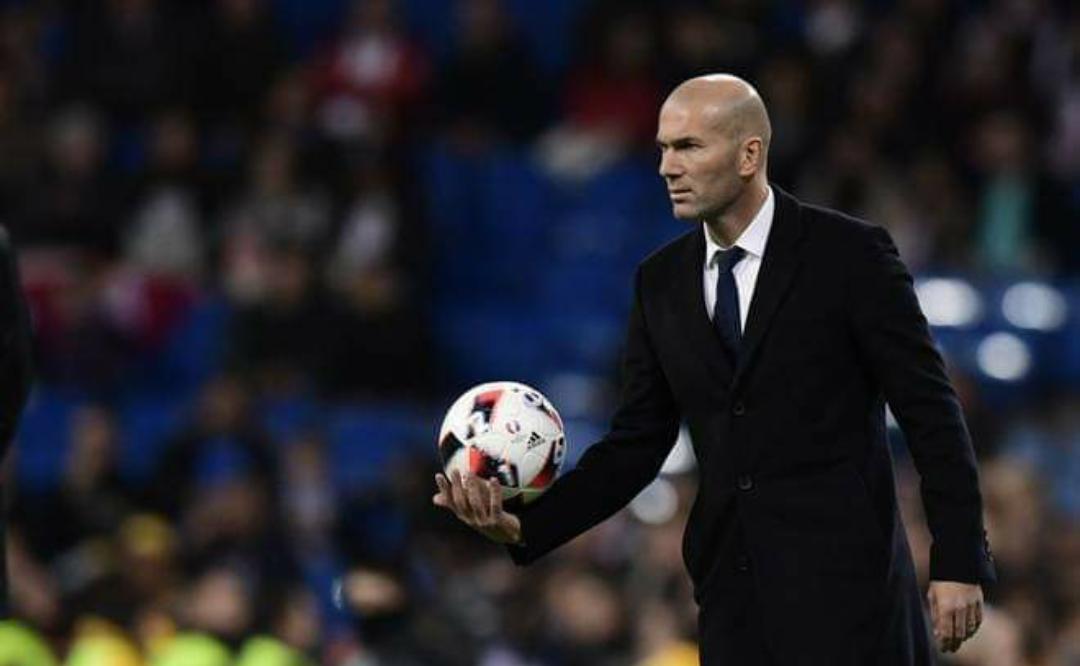 Ky pritet të jetë formacioni i parë i Zidane me Realin
