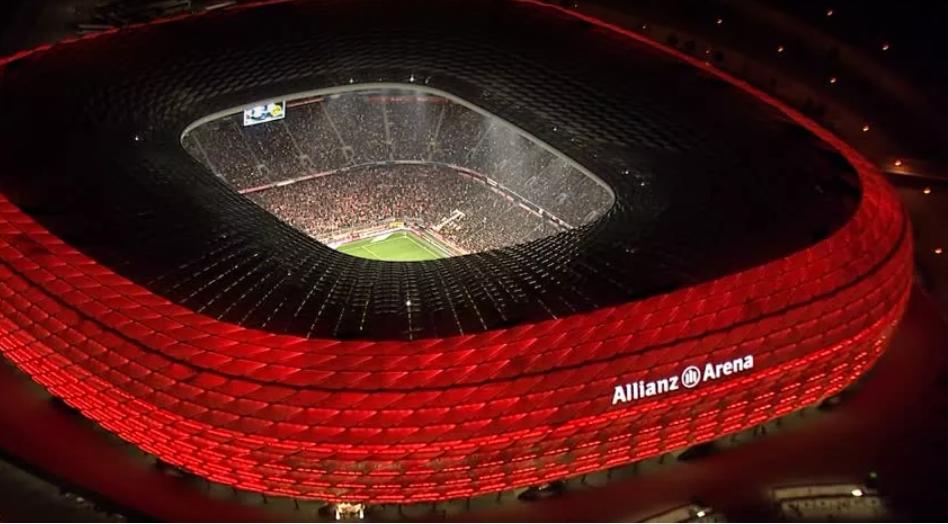 Goli i javës në Ligën e Kampionëve (VIDEO)