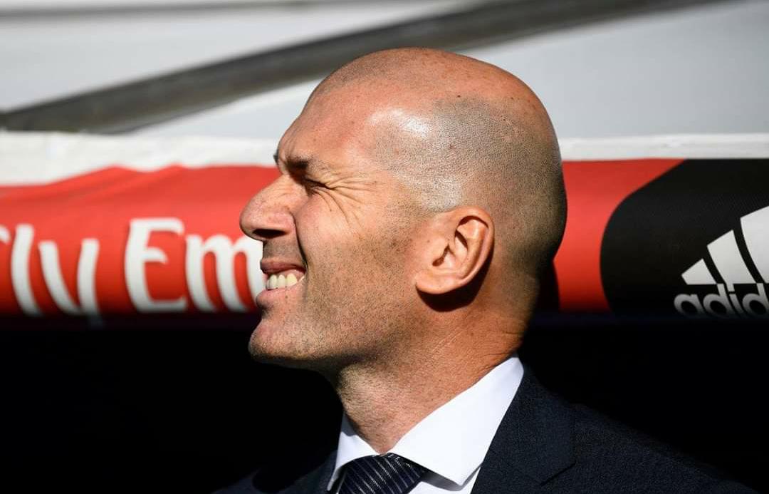 Zinedine Zidane e nis me fitore