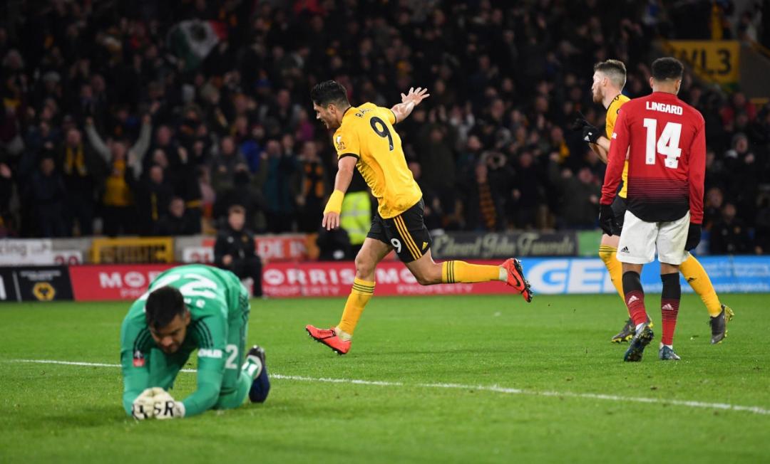 Wolves befason Man Utd