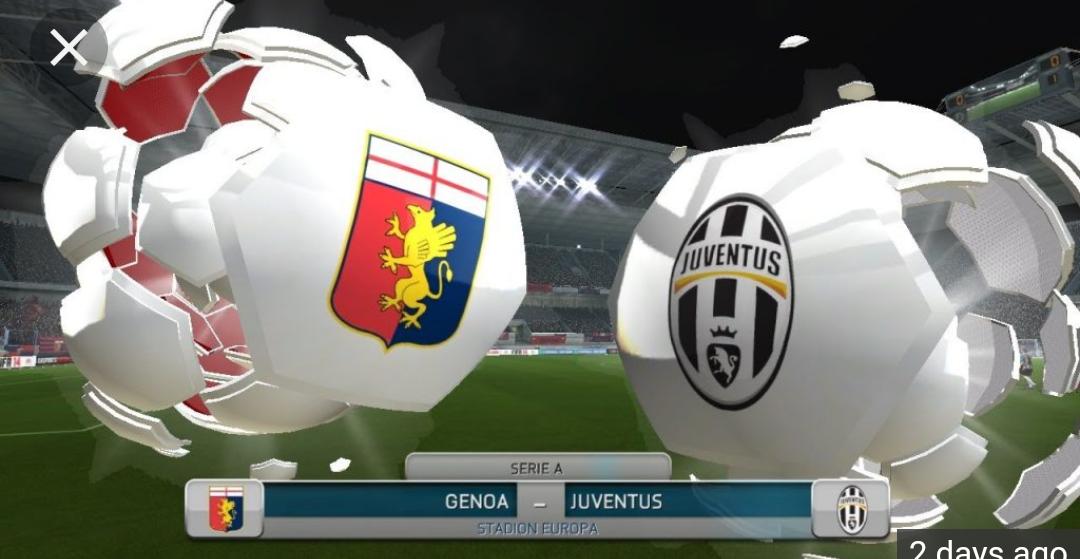 Genoa befason Juventusin