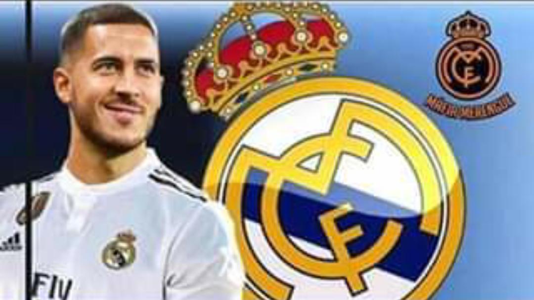 Hazard është shumë afër për t'u bërë një lojtar i ri i Real Madridit