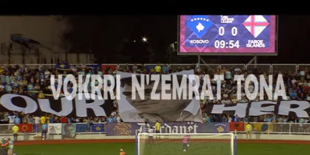 Mahmut Ferati dhe Shaqir Cërvadiku me këngë të veçantë për Kosovën dhe Fadil Vokrrin (VIDEO)