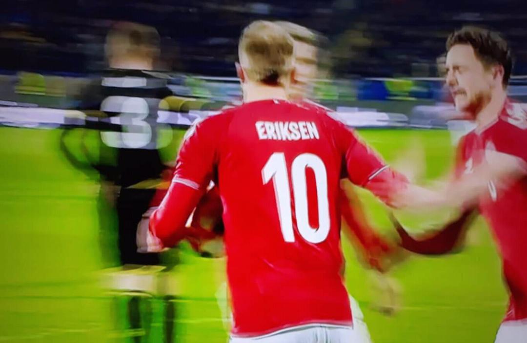 Eriksen ka një mesazh për Kombëtaren e Anglisë