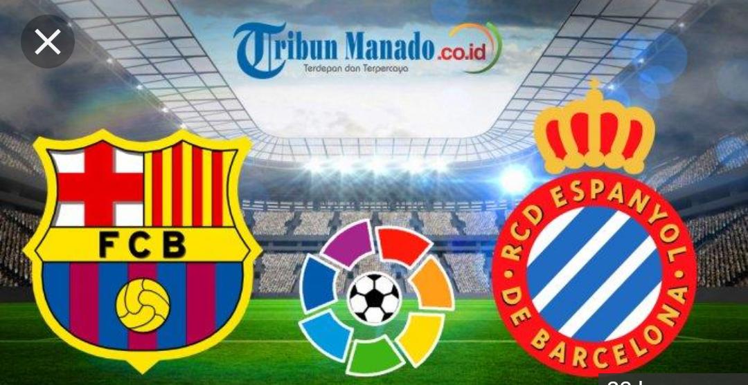 Barcelona – Espanyoll, formacionet e mundshme