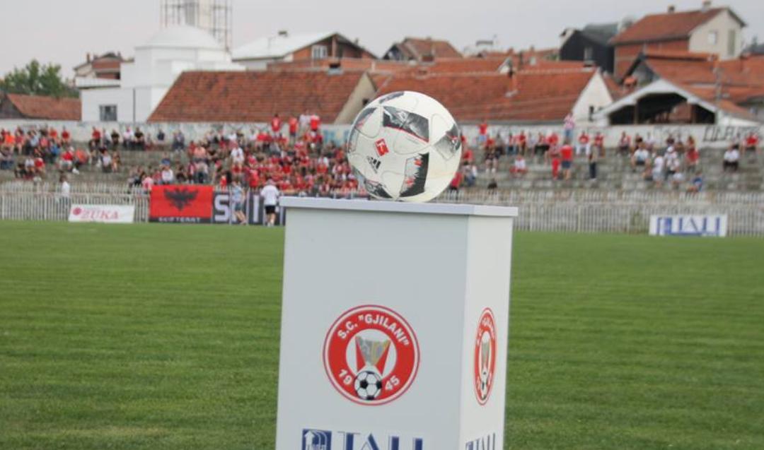 Ka gol në Gjilan