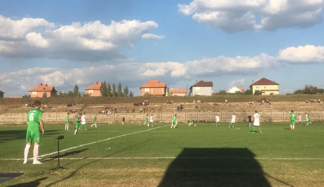 Shënohen dy gola të shpejt në Kastriot