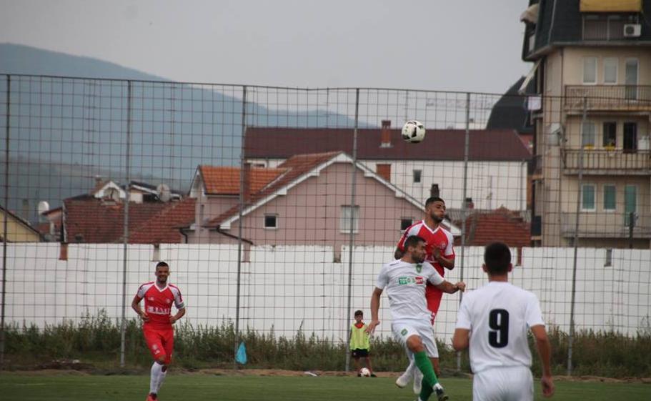 Tjetër gol në Gjilan
