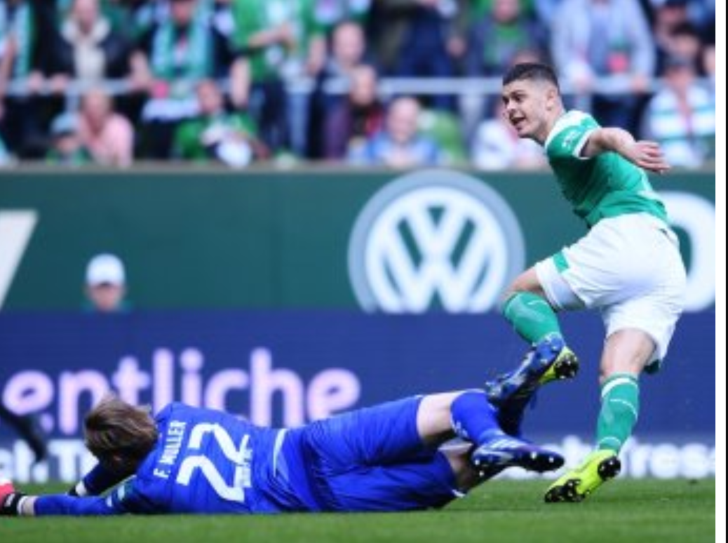 Milot Rashica shënon në fitoren e Werderit