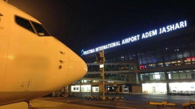 """Shtohen masat e sigurisë në aeroportin """"Adem Jashari"""", pas rrëzimit të aeroplanit në Etiopi"""