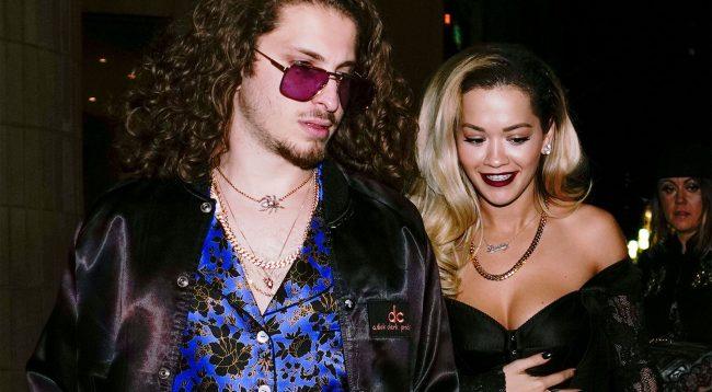 Rita Ora ribashkohet me Andrew Watt?