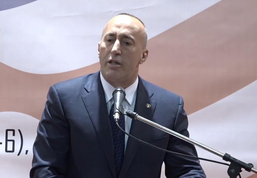 Haradinaj: Kosova do të jep provimin për një miqësi të përjetshme me Amerikën
