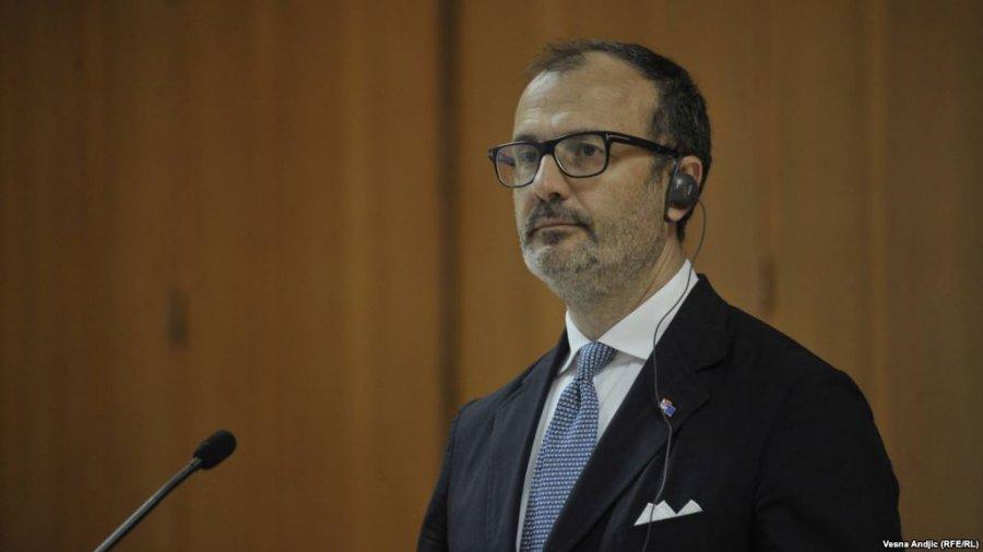 Fabrizi: Taksa të pezullohet që dialogu të vazhdojë