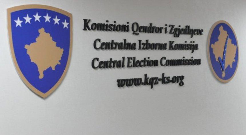 Fletëvotimet për zgjedhjet në veri kanë simbole shtetërore