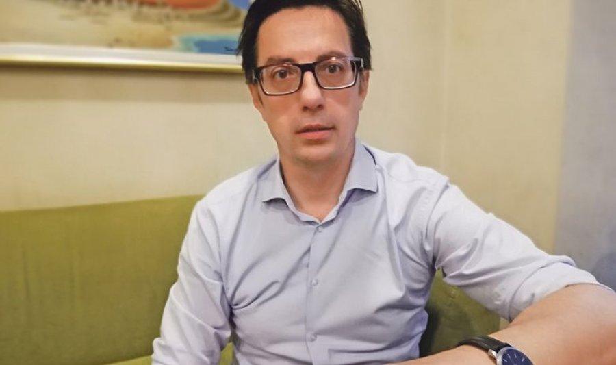 Pendarovski, president i ri i Maqedonisë së Veriut
