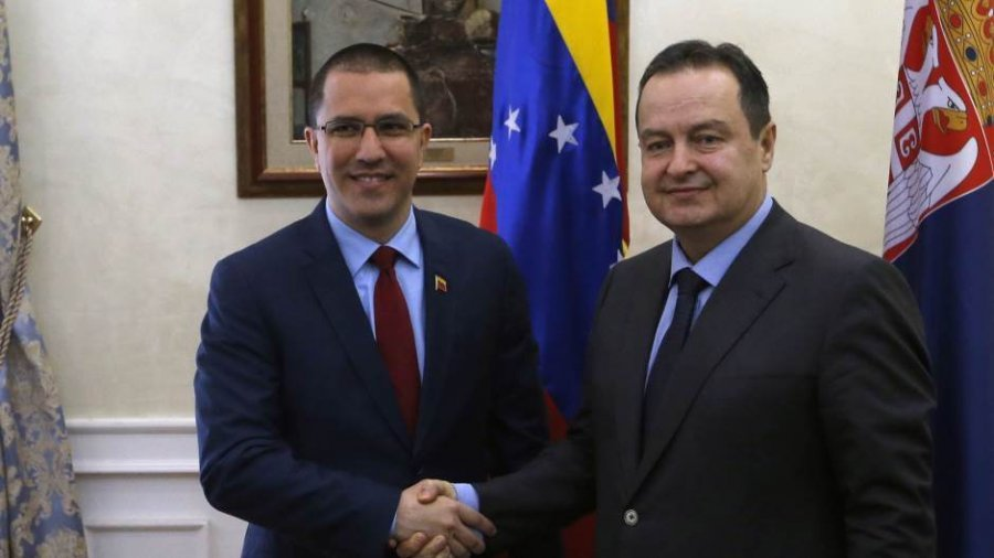 Serbia falënderon Venezuelën që nuk e ka njohur pavarësinë e Kosovës