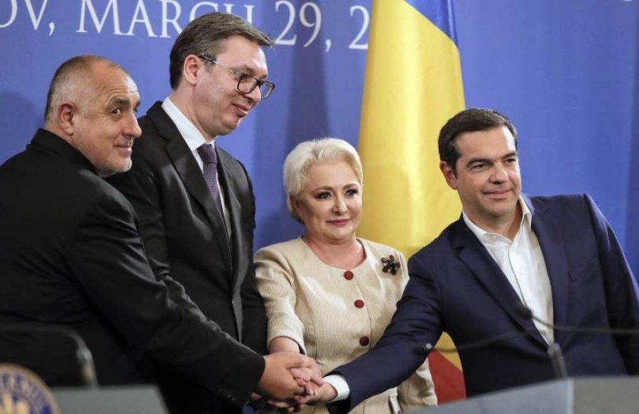 Këto janë tri shtetet ballkanike që i premtojnë Serbisë mbështetje në integrimin evropian