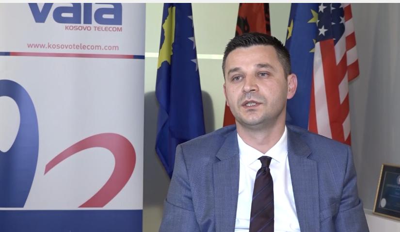 Istrefi: Të gjithë në Telekom do të zvogëlojmë pagat për të dalë nga kriza